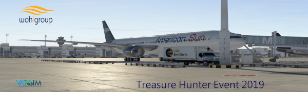 Treasure Hunter Event
