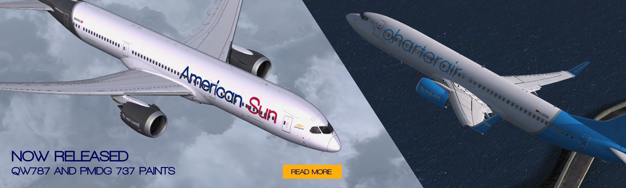 Woh Group Virtual Airline